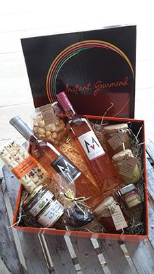 Château Matheron : Paniers Cadeaux