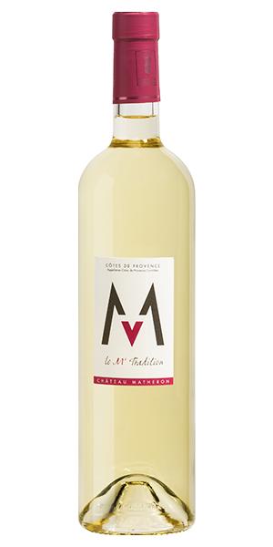 Vins Blanc M' Tradition - Château Matheron