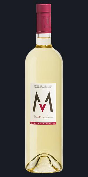 Château Matheron : Vin Blanc M' Tradition