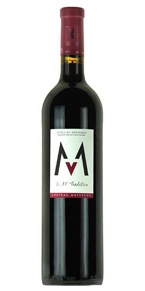 Vins Rouge M' Tradition - Château Matheron