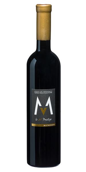 Vins Rouge M' Prestige - Château Matheron