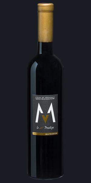 Château Matheron : Vin Rouge M' Prestige