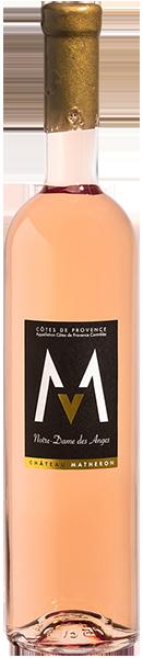 Vins Rosé M' Prestige - Château Matheron